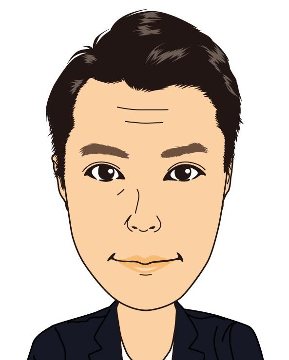 代表似顔絵_nigaoe